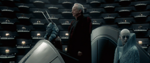 Chancellor Palpatine sues