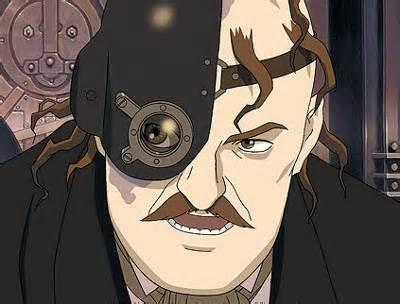 dr edward steam villains wiki fandom powered  wikia