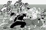 Dragon Team vs Saganbo