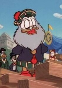 Flintheart Glomgold - DuckTales