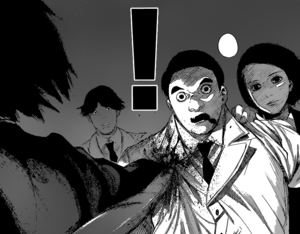 Furuta using Okahira as a meat shield