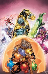 Green Lantern New Guardians Vol 1 4 Textless