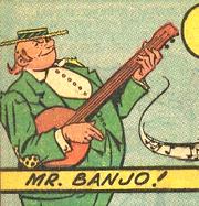 Mister Banjo