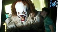Pennywise Projector Scene It (2017) Movie Clip