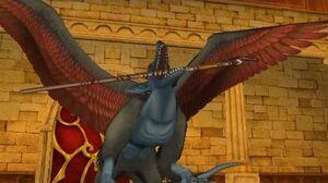 ドラゴンクエスト8 3DS 魔犬レオパルド戦