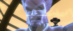 Atai Molec hologram