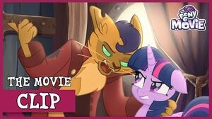 Capper's True Intentions My Little Pony The Movie Full HD