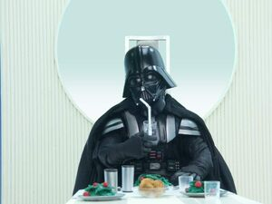 Darth Vader Robot Chicken