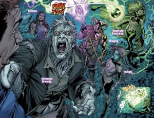 Fatal Five Prime Earth 001