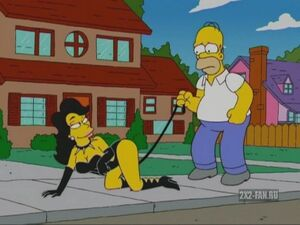 Julia and homer