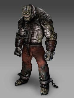 Killer Croc (Arkham Asylum)