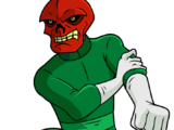 Red Skull (Phineas and Ferb)