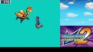 Mega Man Star Force 2 - Part 15 Plesio Surf