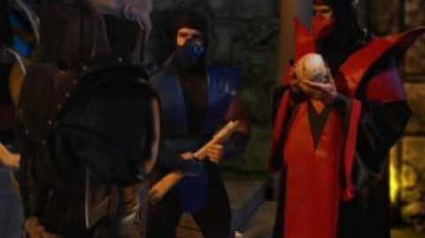 Mortal Kombat Mythologies Sub-Zero - Cutscene 1