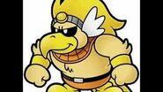 Paper Mario TTYD Rawk Hawk music