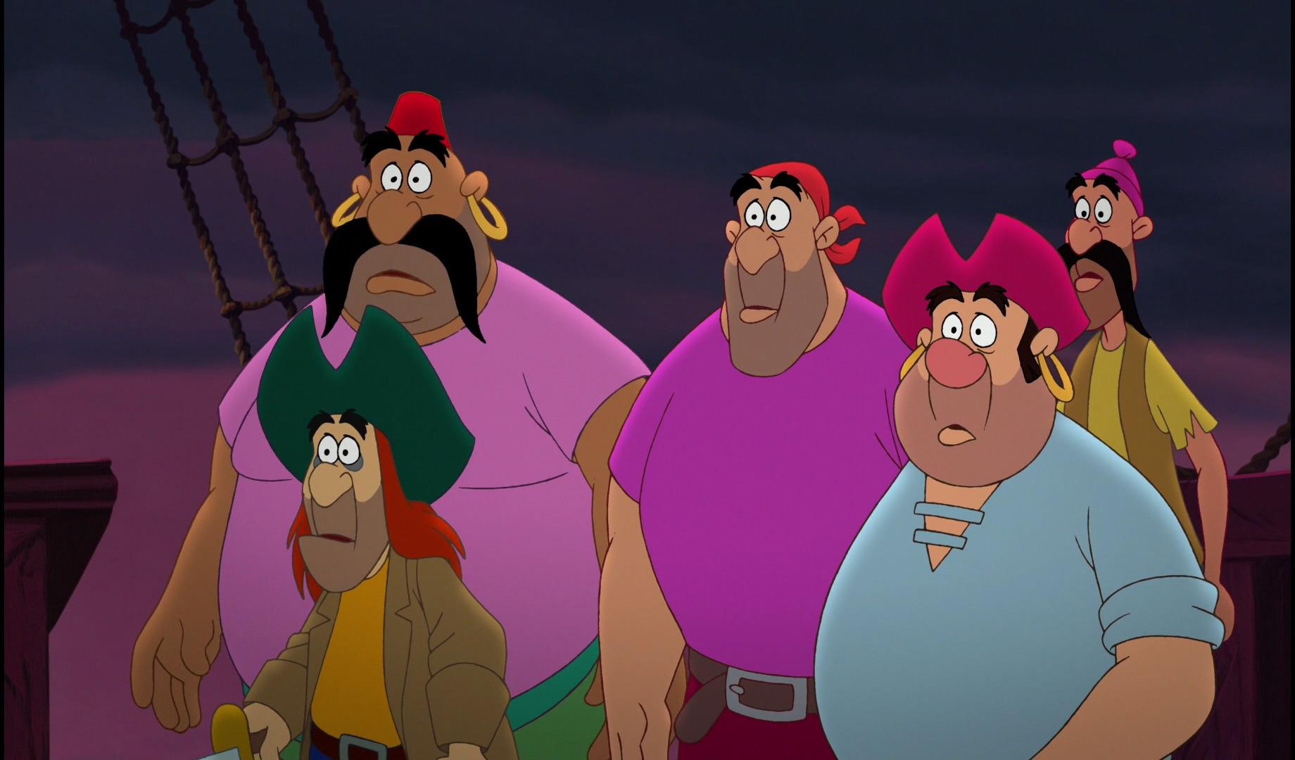 Neverland pirates villains wiki fandom powered by wikia - Monsieur pirate ...