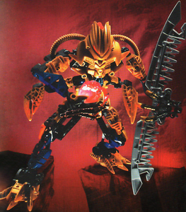 Promo Art Brutaka with Magma