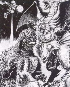 The Return of Godzilla First Draft