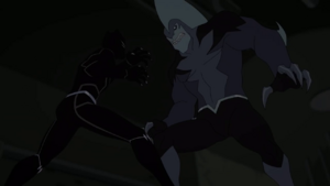 Tiger Shark Avengers Black Panther's Quest