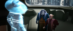 Chancellor Palpatine foolhardy
