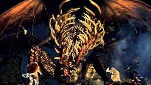 Dark Souls OST - Gaping Dragon - Extended