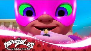MIRACULOUS 🐞 Gigantitan - Akumatized 🐞 Tales of Ladybug and Cat Noir