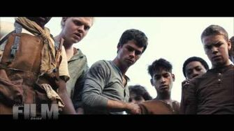 Maze Runner Exclusive Clip - She's The Last One