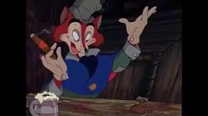 "Pinocchio - ""They never come back.."