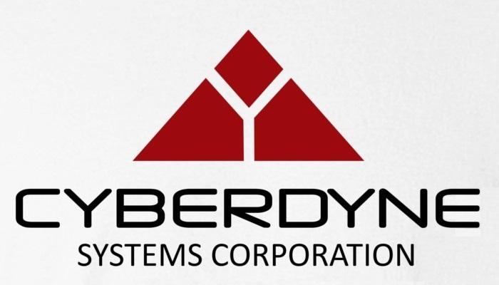 The Cyberdyne Systems Corporation Logotype