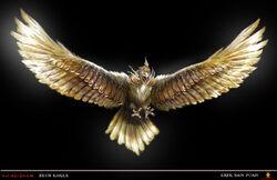 Zeus' Eagle form