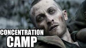 CALL OF DUTY WW2 - Concentration Camp Finding Zussman
