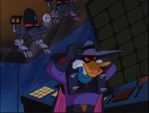 DarkWarrior Duck 17