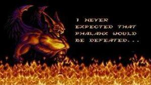 Demon's Crest (SNES) Bad Ending