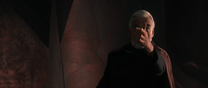Dooku throw