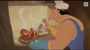 Emperor's New Groove (5 8) Best Movie Quote - Kronk Cooks (2000)