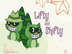 Lifty and Shifty