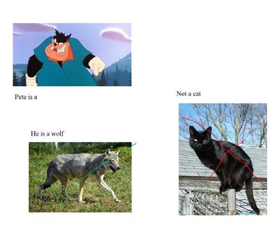 Pete's Species