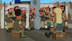 Pirates (The Cleveland Show)