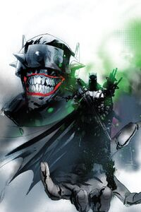 The Batman Who Laughs Vol 2 2 Textless