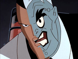 Two-Face (DC Animated Universe) 12