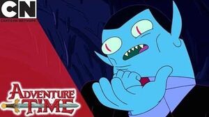Adventure Time Marceline's Not So Secret Gig Cartoon Network