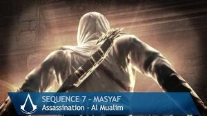 Assassin's Creed - Memory Block 7 - Al Mualim Paradise Assassination-1