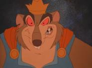 King-Mouse Evil Grin