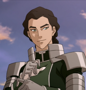 Kuvira Smile1 close up