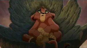 My Lullaby - Lion King 2 - Lyrics