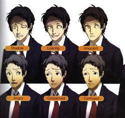 Persona 4 Adachi 2