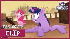The Mane 6's Escape from Klugetown! My Little Pony The Movie Full HD