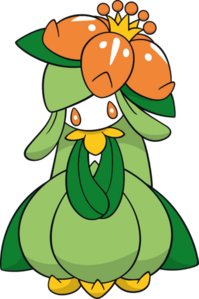 549Lilligant Dream