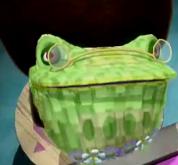 Alt frog