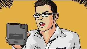 Angry Video Game Nerd Adventures - Final Stage & Ending (No Damage walkthrough)